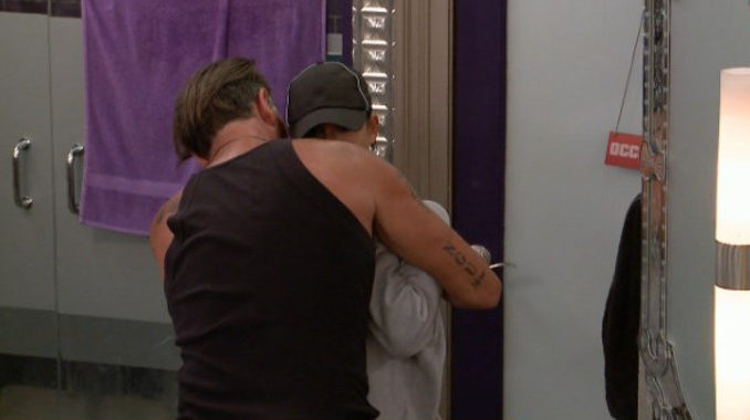 Kevin reveals blindside to Jessica on BB19