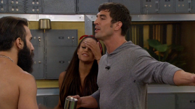 Cody, Paul, & Jessica argue and fight on BB19