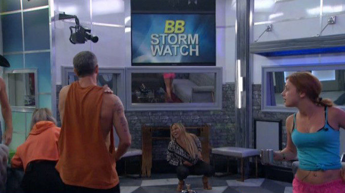 Big Brother Storm Watch on BB19