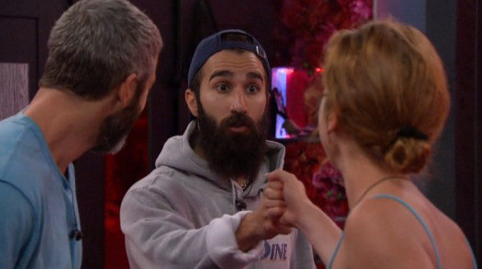 Paul talks with Matthew and Raven on BB19