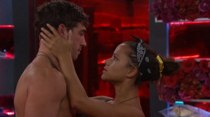 Jessica and Cody get dramatic on Big Brother 19