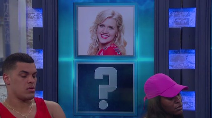 Big Brother 19 Nominations in Week 01