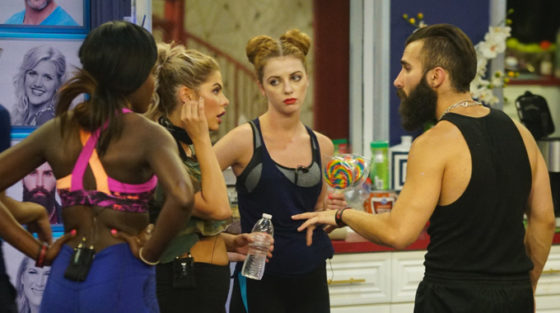 Big Brother 19 Houseguests in Week 2