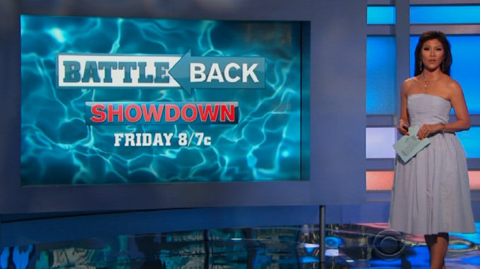 Julie Chen confirms Battle Back on BB19