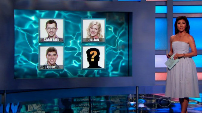 Julie Chen and Battle Back HGs on BB19
