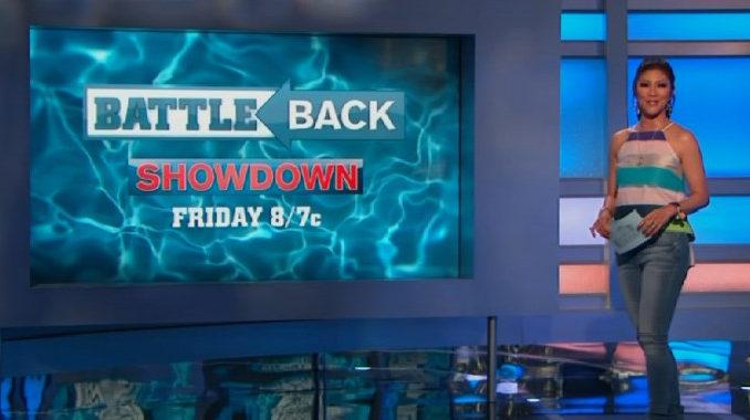 Julie Chen hosts BB19's Battle Back