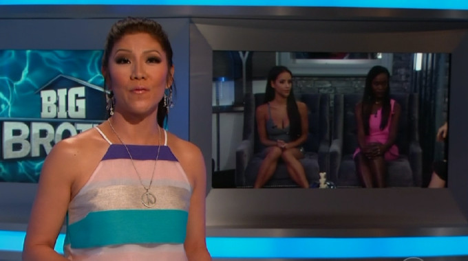 Julie Chen and Week 3 noms on Big Brother 19