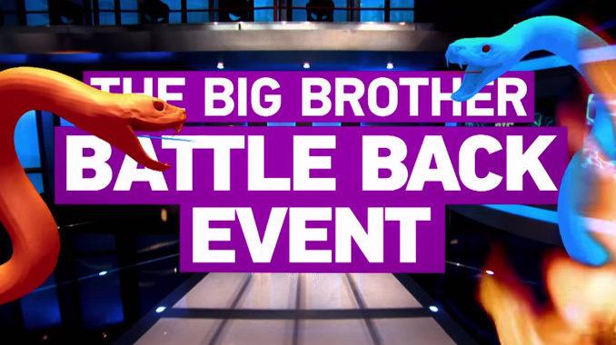Battle Back tonight on Big Brother 19