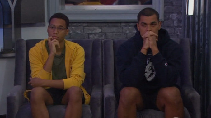 Ramses and Josh on the Block for BB19