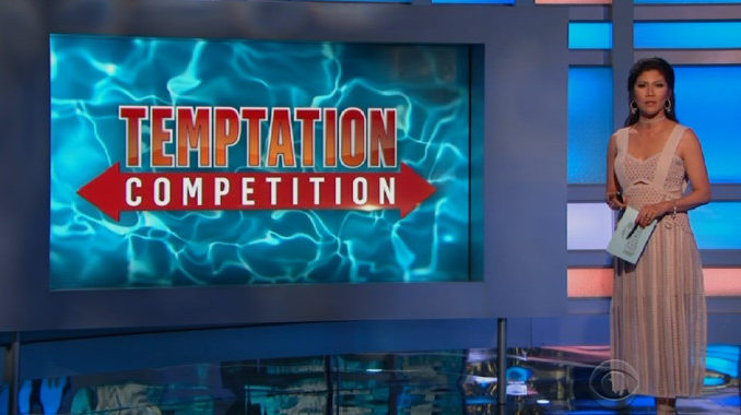 Temptation Competition on Big Brother 19