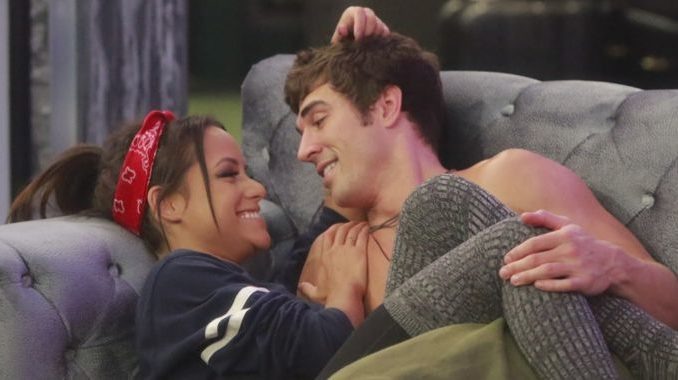 Jessica & Cody on Big Brother 19