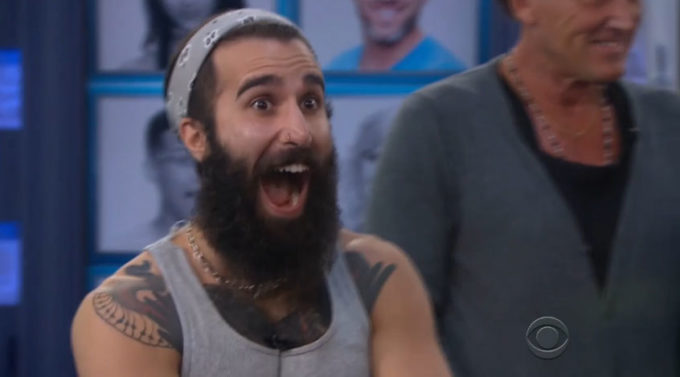 Paul is excited for Big Brother 19