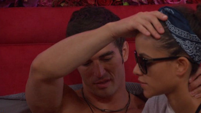 Cody keeps Jessica's chin up on BB19