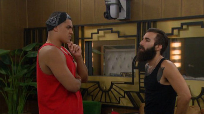 Josh faces off with Paul over BB19 plans