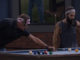 Kevin Schlehuber with Paul Abrahamian on BB19