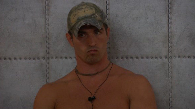 Cody isn't amused by your games on Big Brother 19
