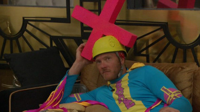 Jason goes X-treme on Big Brother 19