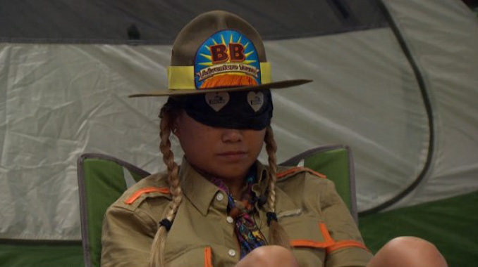 Alex Ow the Park Ranger of Big Brother 19