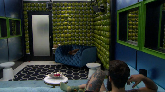 Paul camtalks his Big Brother 19 strategy