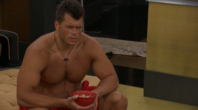 Mark wonders about plans on Big Brother 19