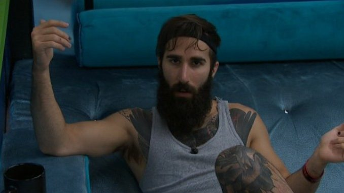 Paul Abrahamian camtalks on Big Brother 19