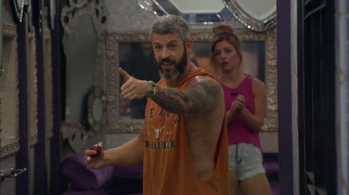 Matthew finally wakes up on Big Brother 19