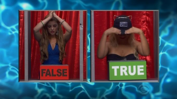 'Big Brother' Season 19: [SPOILER] Wins Power Of Veto; Backdoor Plan Ongoing