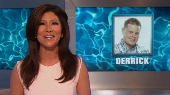Big Brother host Julie ahead of episode 25