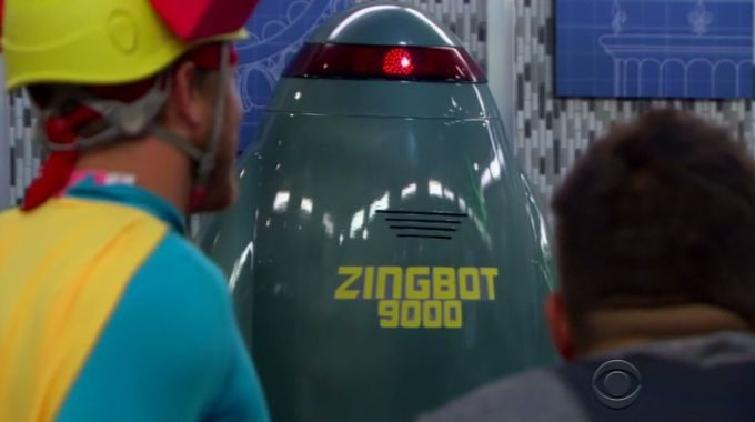 Zingbot Zings away on Big Brother 19