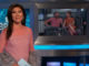 Julie Chen hosts Big Brother 19 eviction