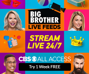 CBS All Access - Big Brother Live Feeds