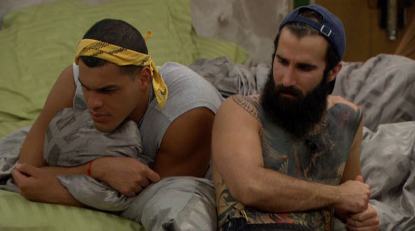 Paul and Josh as possible BB19 Final 2