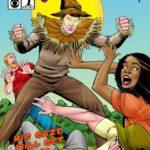 BB Comics: Cody Nickson is The Stare-Crow