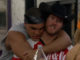 Josh hugs Jason on Big Brother 19