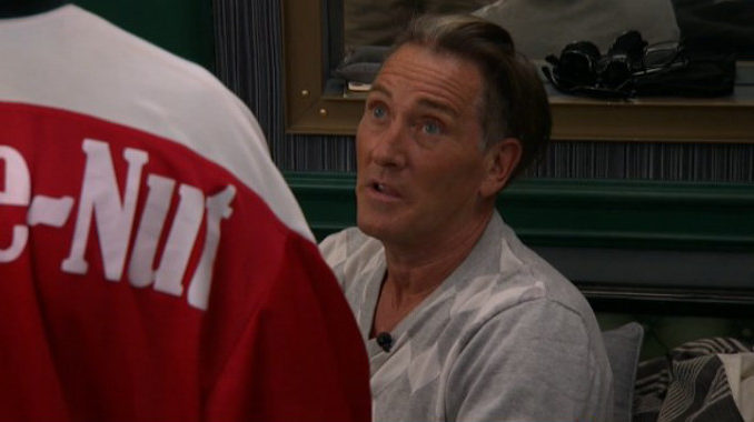 Kevin warns Jason on Big Brother 19