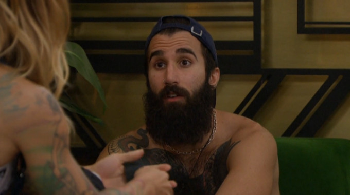 Paul tells Christmas his next moves on BB19