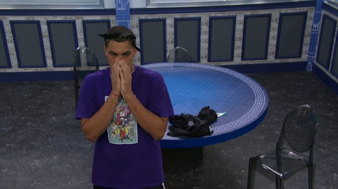 Josh Martinez plans his nominations on BB19
