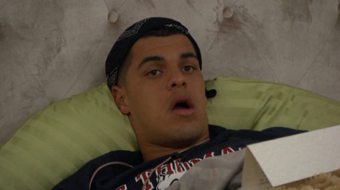 Josh Martinez contemplates his next move on BB19
