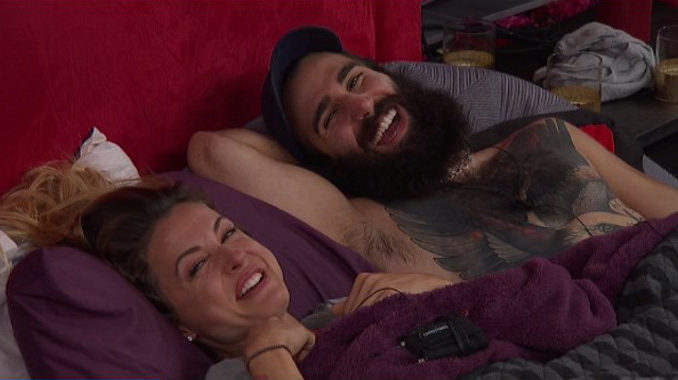 Christmas and Paul are ready to vote on Big Brother 19