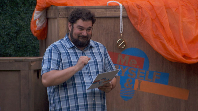 Bobby Moynihan hosts Big Brother 19 Veto comp