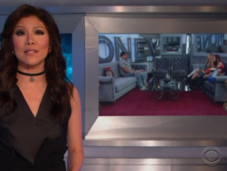 Julie Chen hosts Big Brother 19 finale