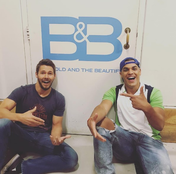Josh Martinez on Bold & Beautiful – 02