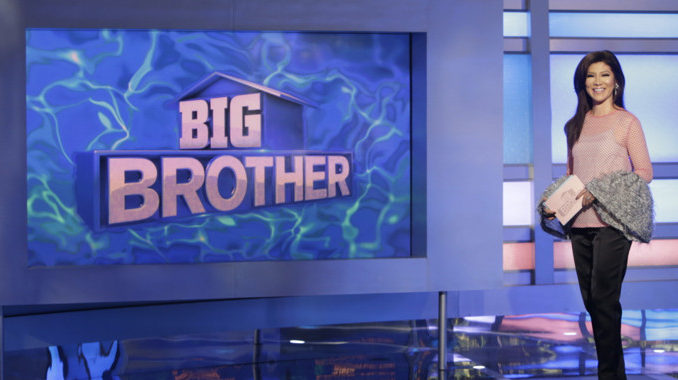 Julie Chen hosts Big Brother 19