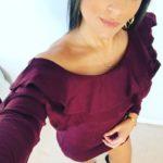 Sammi Giancola selfie 01