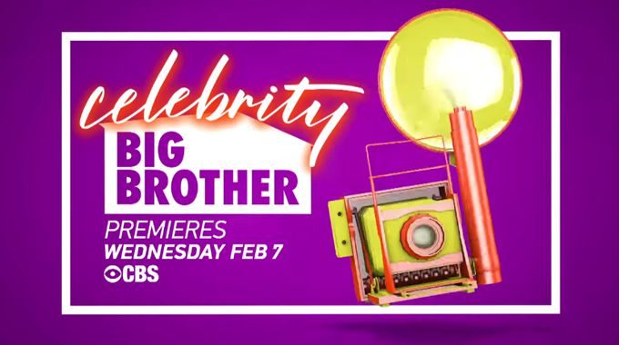 Celebrity Big Brother premieres February 2018