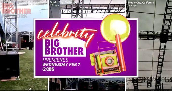 Celebrity Big Brother 2018 backyard spoilers