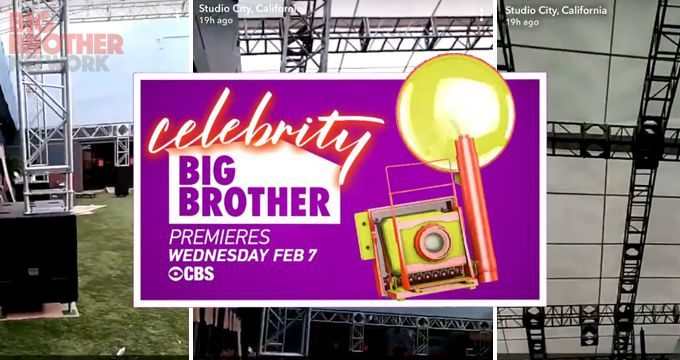 Celebrity Big Brother 2018 backyard spoilers