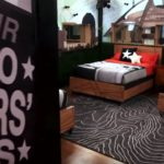 Celebrity Big Brother bedrooms 06