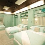 Celebrity Big Brother 2018 House - Bedroom 01