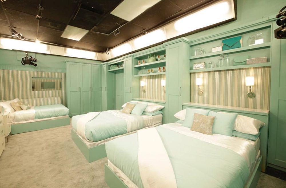 Celebrity Big Brother 2018 House – Bedroom 01